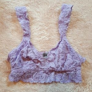 AERIE purple bralette